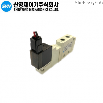 KV110 Compact with Large Flow Solenoid Valve