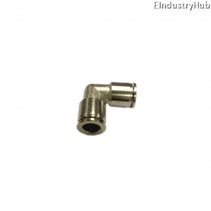 BPV 8mm x 8mm Push In Union Elbow Pneumatic Air One Touch Quick Fitting (10pcs)