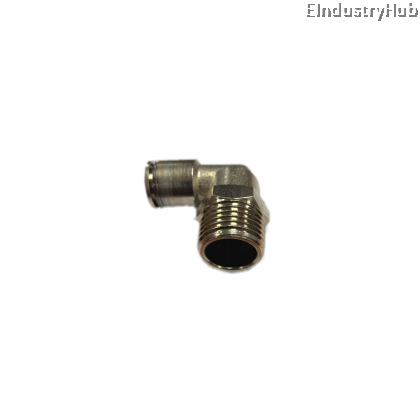 BPL 10mm x 1/2 Elbow Pneumatic Air Push In One Touch Quick Fitting (10pcs)