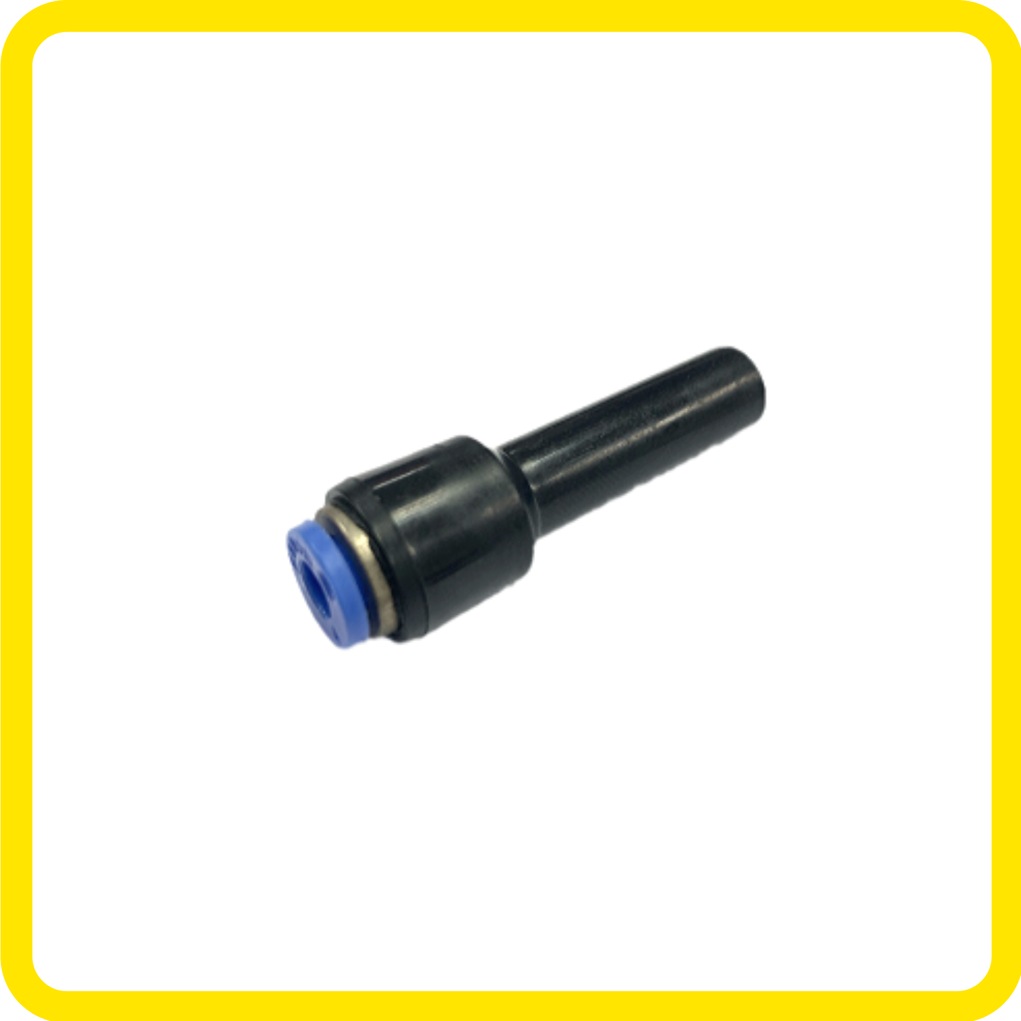 SWISH Reducing Tee Pneumatic Stud Air Fitting Push In Quick Fitting (PGJ06,08,10,12 - 04,06,08,10)